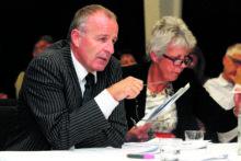 Council boss fails in bid to keep job