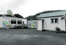 Tiny Tuturumuri School is under threat of closure, and the town's residents aren't happy about it. PHOTO/FILE