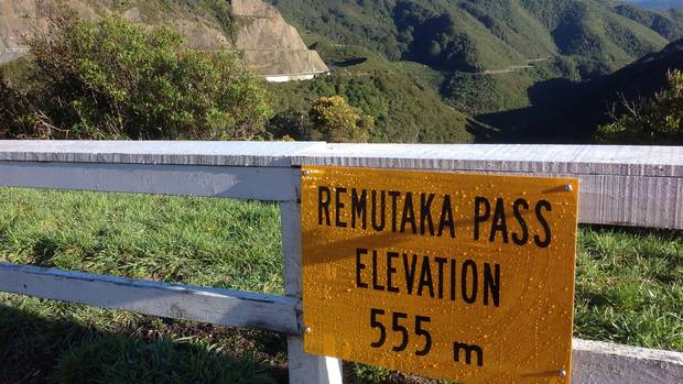 From now on, it's Remutaka
