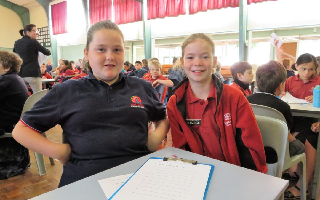 Book smarts tested at school quiz