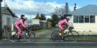 Brightening lives through cycling