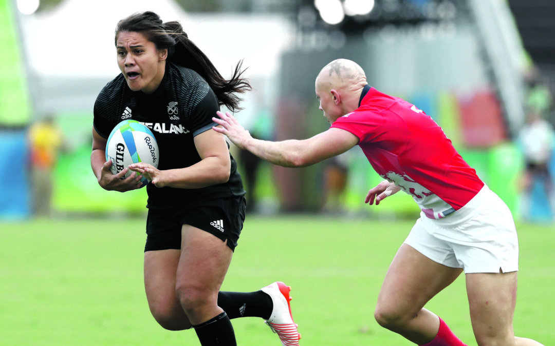 Baker helps Black Ferns Sevens to series win
