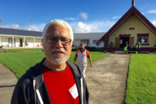 Martinborough marae getting DIY makeover
