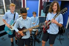 Schools of rock ready to roll