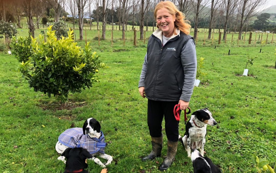 Wairarapa's dog whisperer