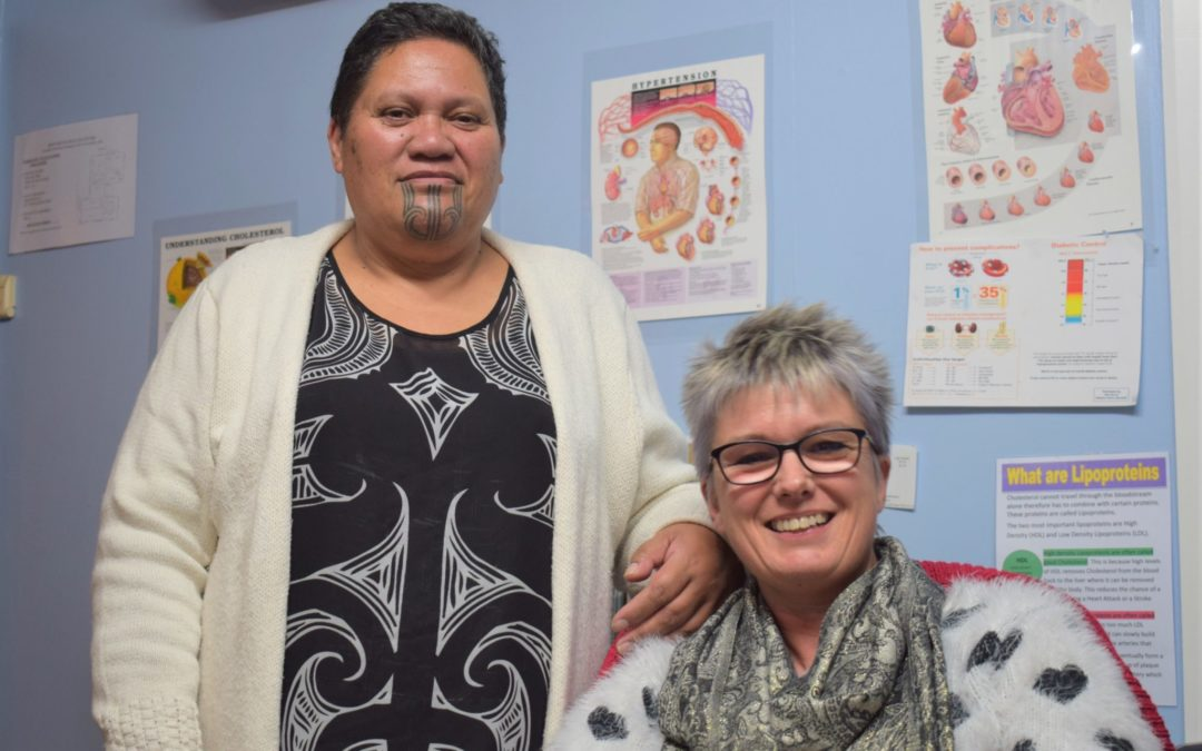 Health centre's 30-year journey