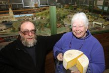 Local cheese legend remembered