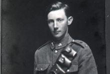 Bill Jamieson recalls WWI (excerpt)