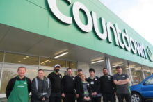 Supermarket to celebrate new look
