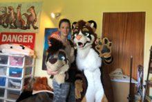 Fabulously furry fun