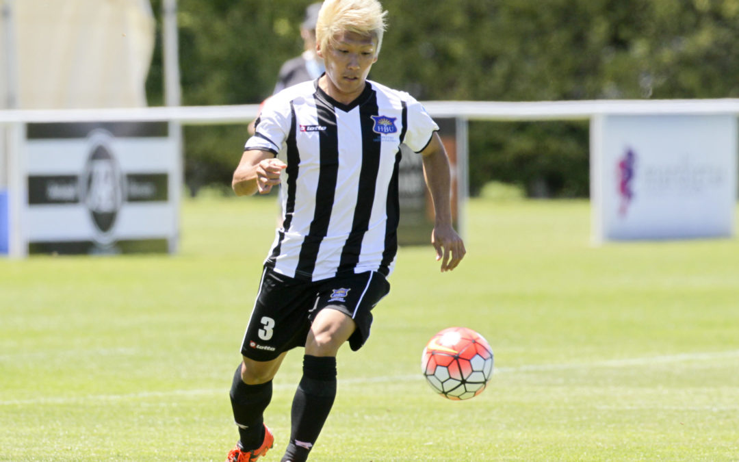 Wairarapa United add experienced defender