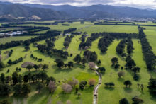 Golf club land goes on sale