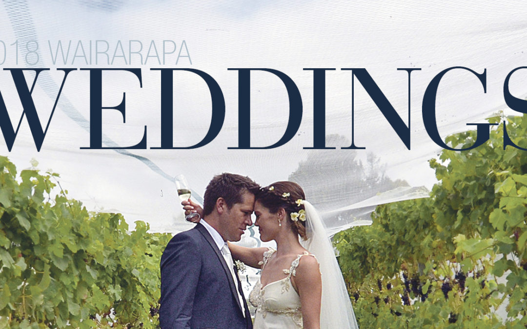 Wairarapa Weddings 2018