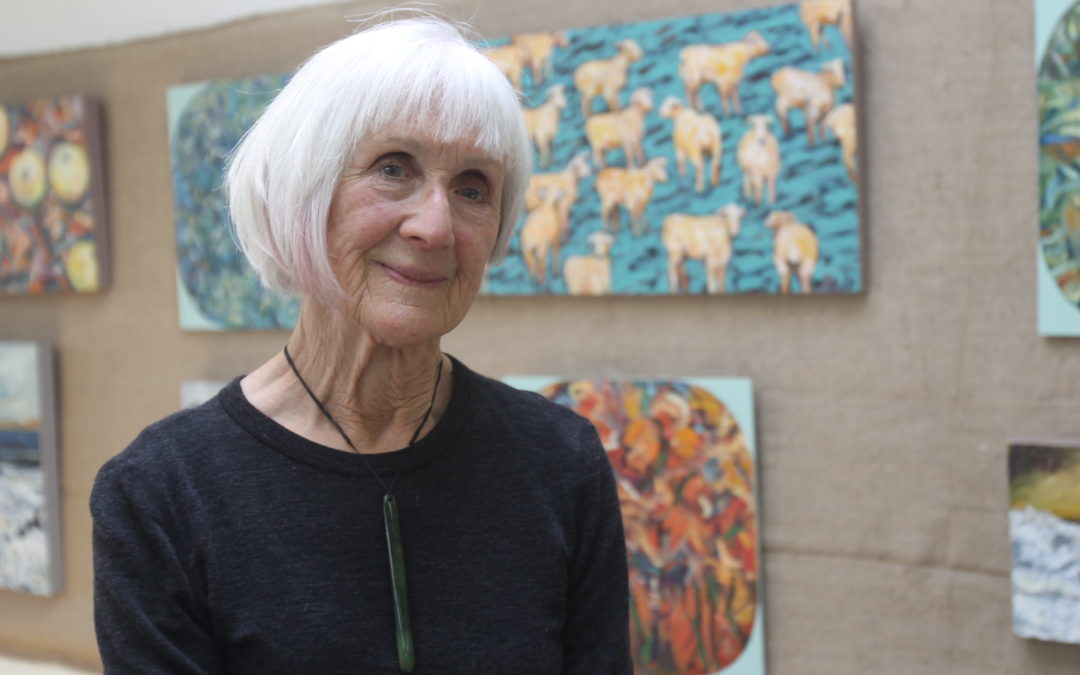 Jan Eagle: 'Full of love and life'