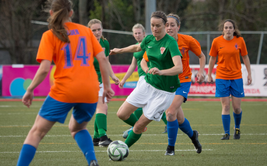 One goal wins Wellington United W-League title