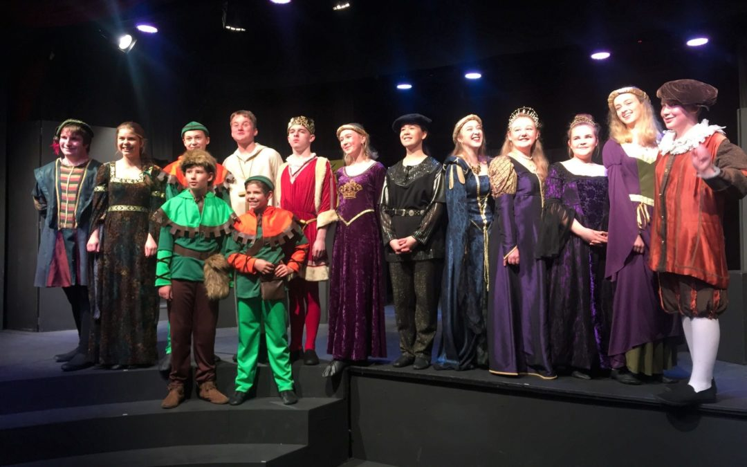 Local troupe aims to rule at theatre nationals