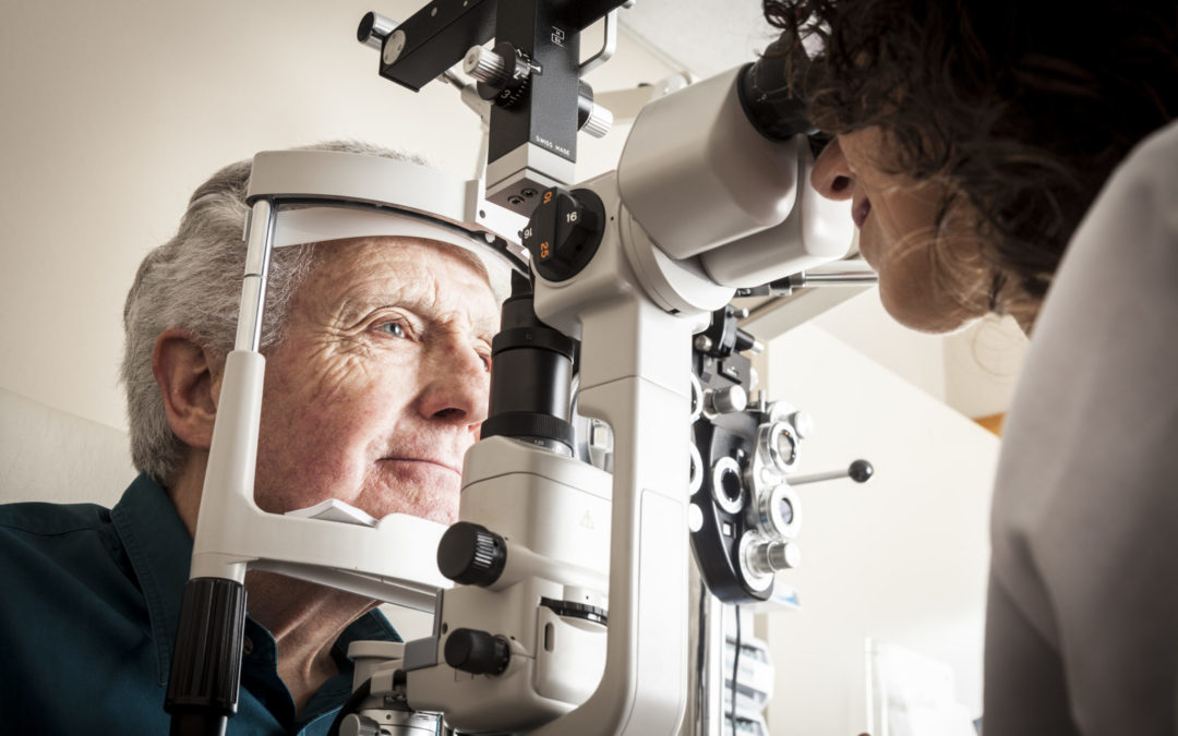 Keeping an eye on the health of your sight