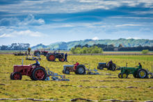 Ploughing on with a long-standing tradition