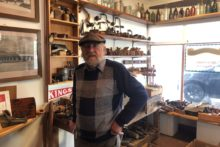 End of era for woodworking King