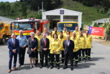 New fire station for Tinui