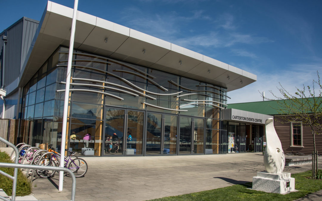 Events Centre in running for award