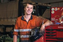 Passion turns to gold for Castlepoint mechanic