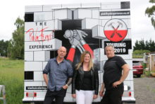 Food truck set to rock on