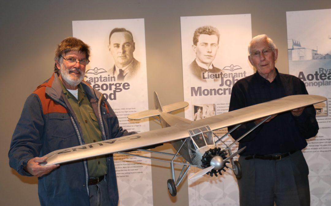 New book recalls Hood's fateful flight