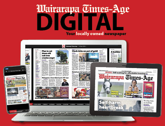 Wairarapa Times Age News for Masterton and the Wairarapa Region