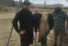 Castlepoint fishing competition's record catch