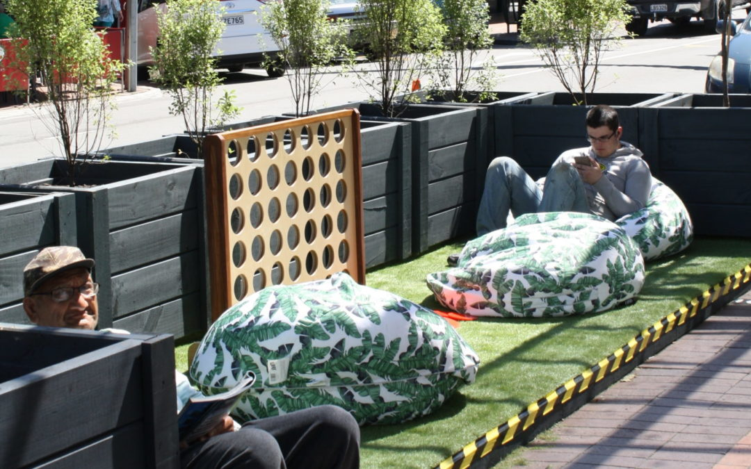 Park St parklet debate rages on