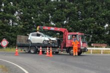 Fatal crash in Carterton