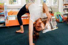 Featherston's flexible readers