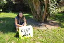 'Keep It Unda' Featherston