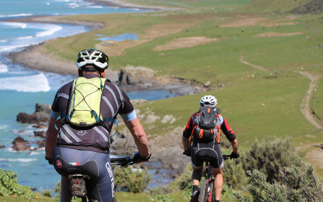 Mountain bike ride for charity