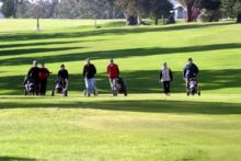 Slice of golf course to be subdivided