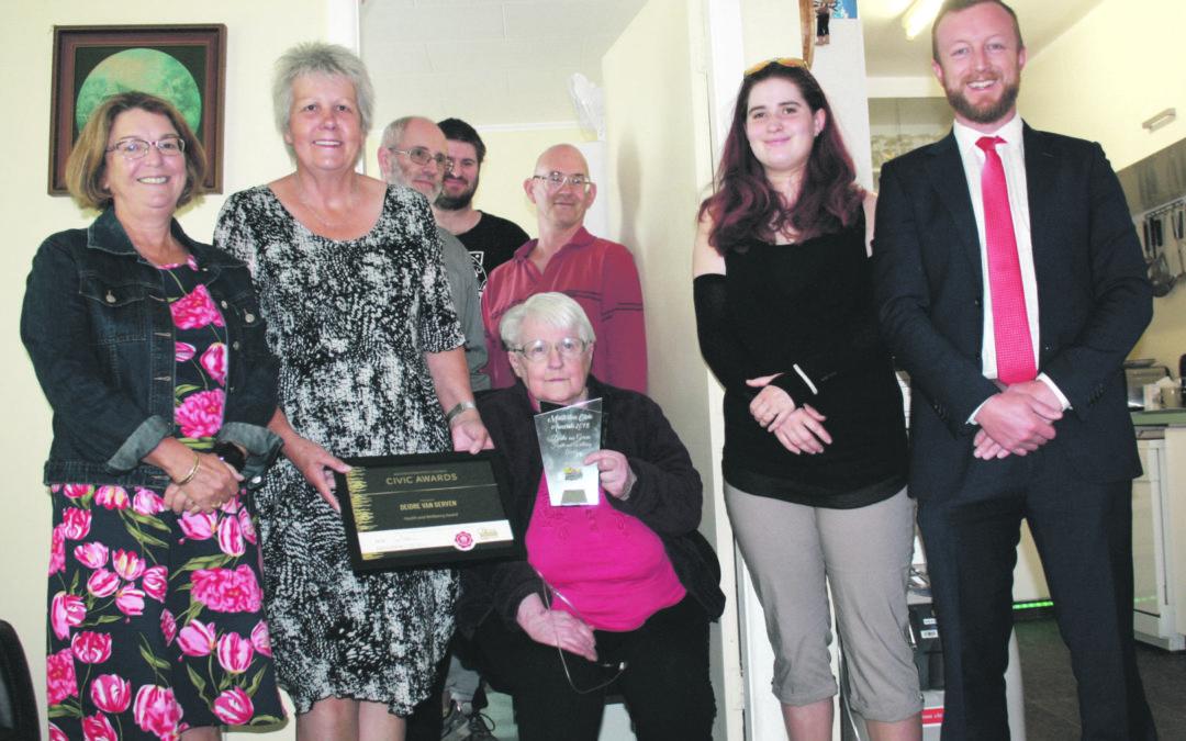 Anti-asbestos lobbiest honoured
