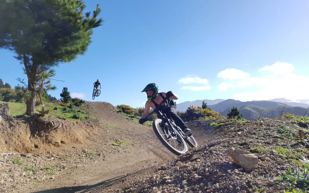 Community digs in for mountain bike park