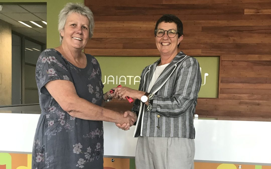Council takes on Waiata House