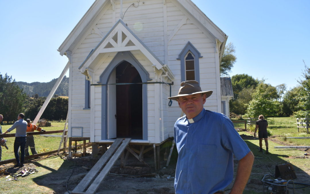 Church hitting road after 117 years