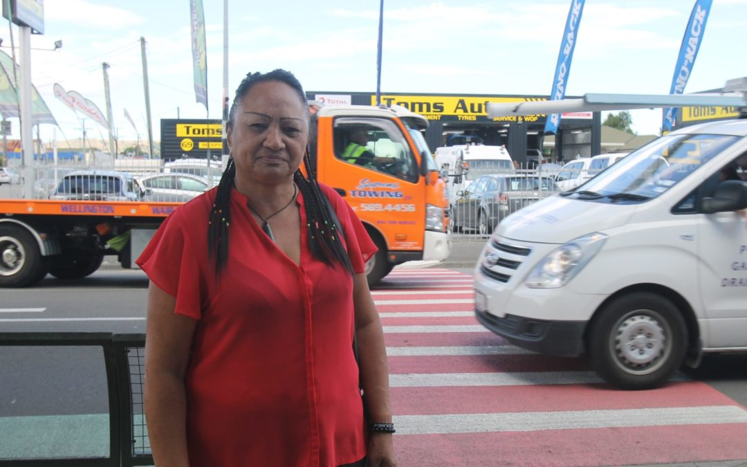 Safety at pedestrian crossings