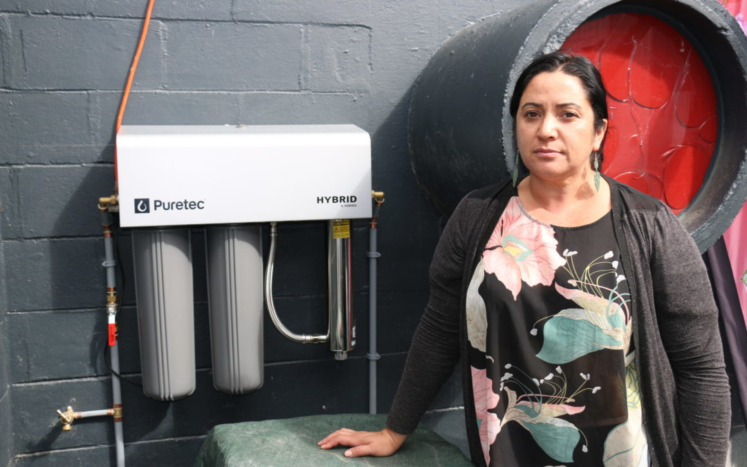 Water frustrations boil over