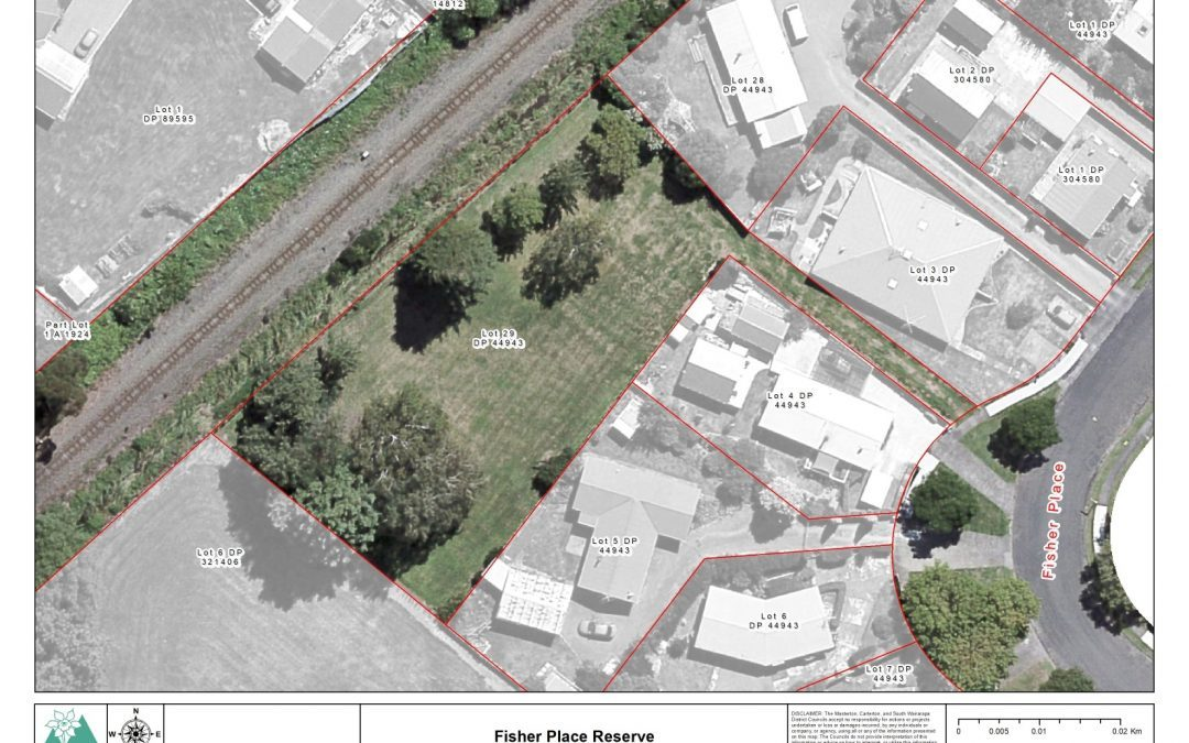 Fisher Pl reserve status to be lifted
