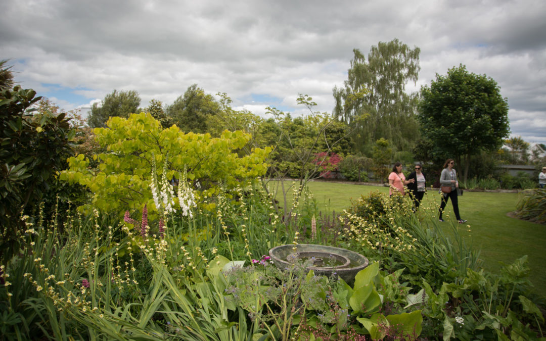 Gardens required for Pukaha tour