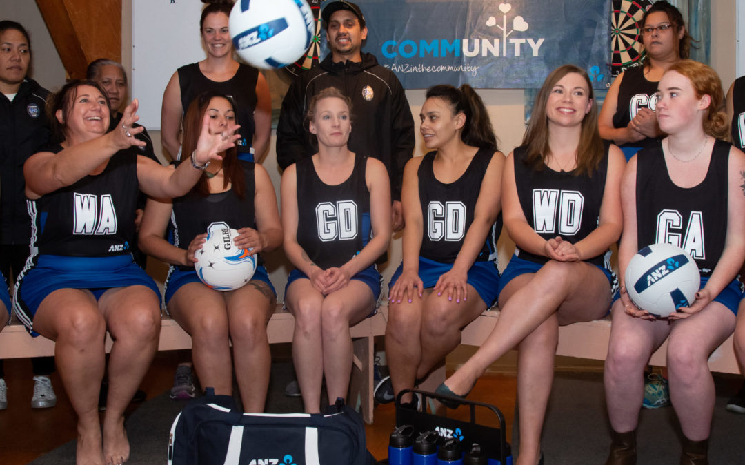 Featherston netball unveil fresh, new look