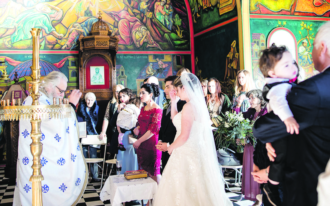 Wairarapa girl comes home to marry in orthodox fashion