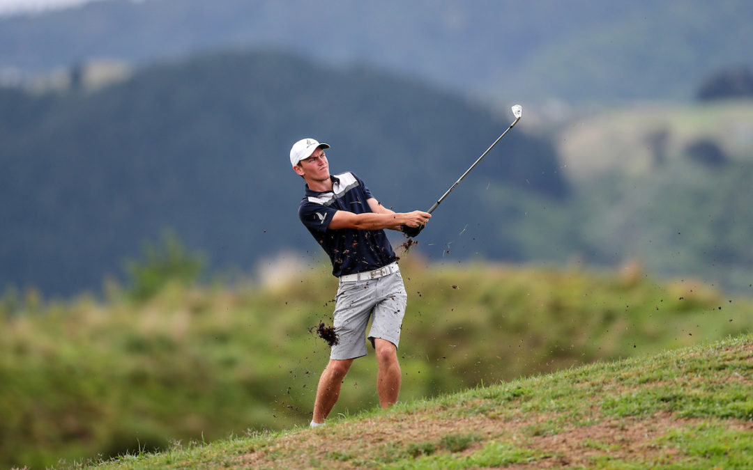 Masterton on course to win first Duncan Cup