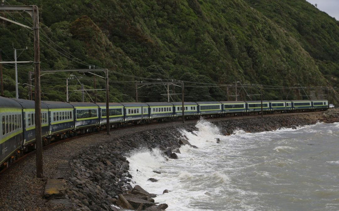 Wairarapa's longest train rolls out after delays