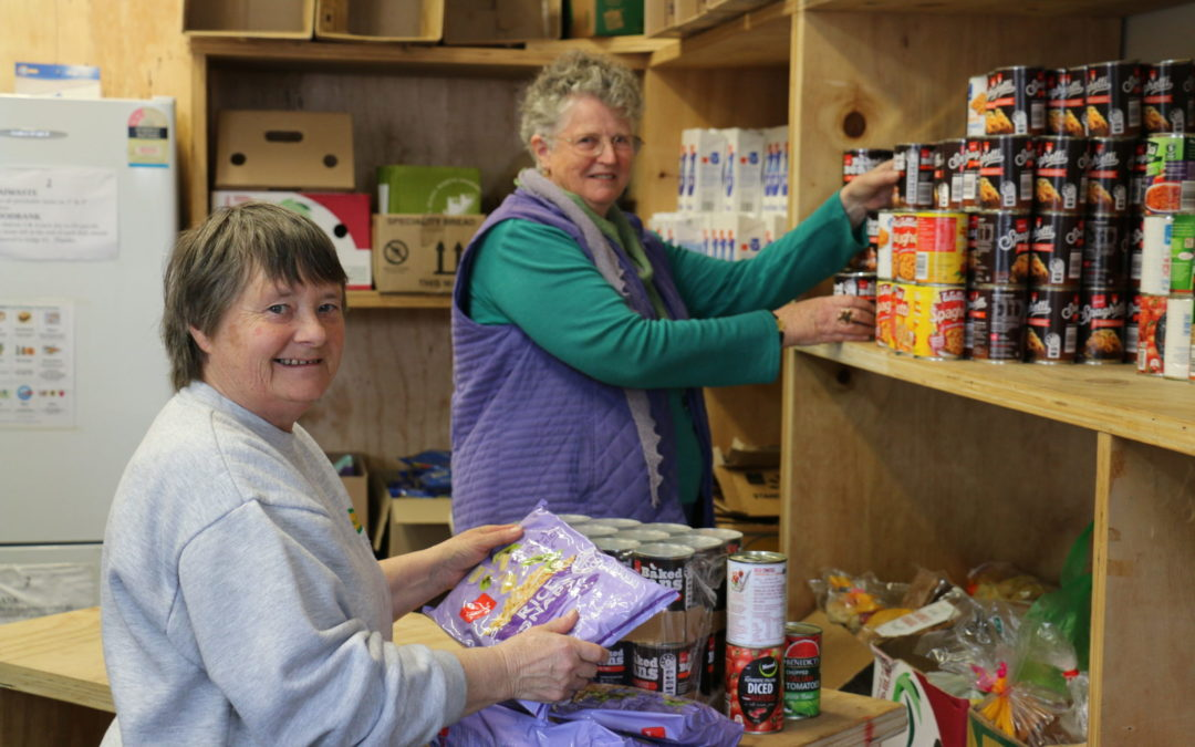 Food charities tell story of increasing hardship