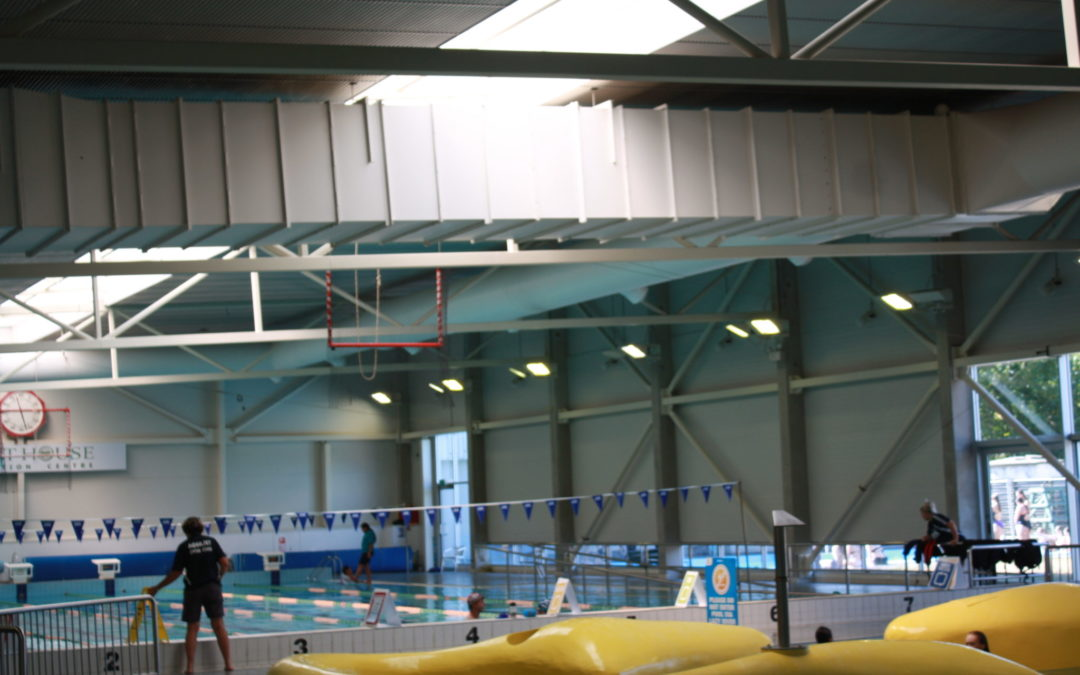 Pools to close for upgrade